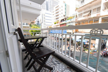 Airy serviced apartment renting now in Phu Nhuan District - Ho Chi Minh