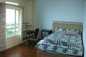 Apartment for rent on Hoang Minh Giam street Phu Nhuan district