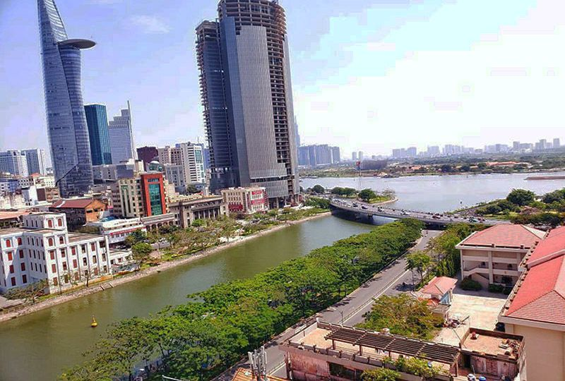 Apartment for lease on Saigon Royal Residence District 4 Ho Chi Minh City 10