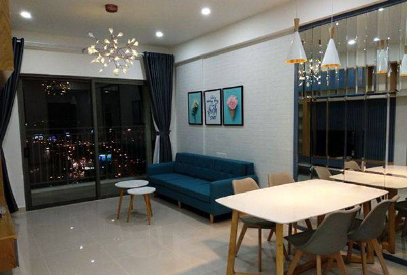 Apartment for lease on The Sun Avenue in District 2 Ho Chi Minh City 9