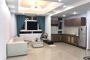 Apartment for rent in Binh Thanh District Ho Chi Minh city Phu Dat building