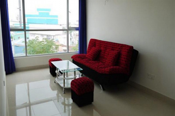 Apartment for rent in Celadon City Tan Phu District - Rental : 500USD