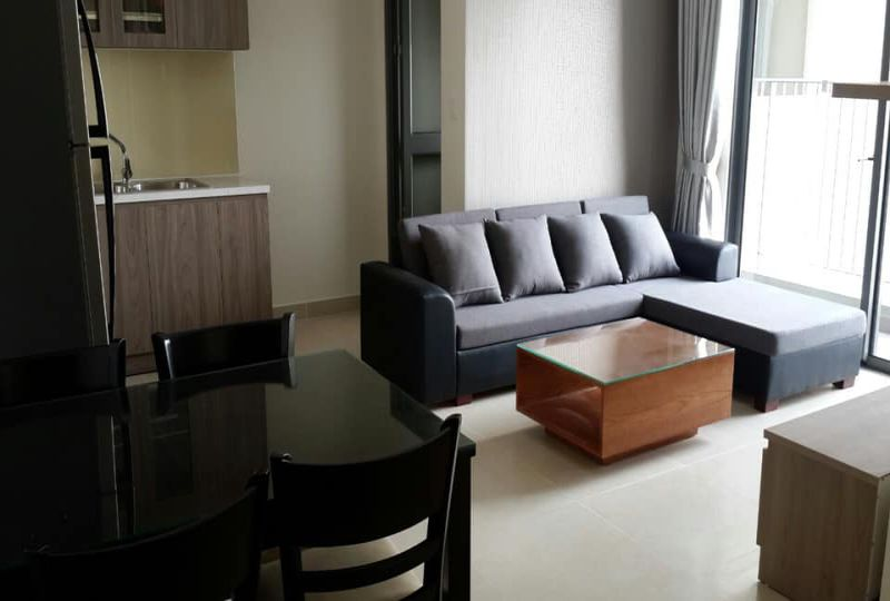 Apartment for rent in District 2 - Mastei Thao Dien building Saigon