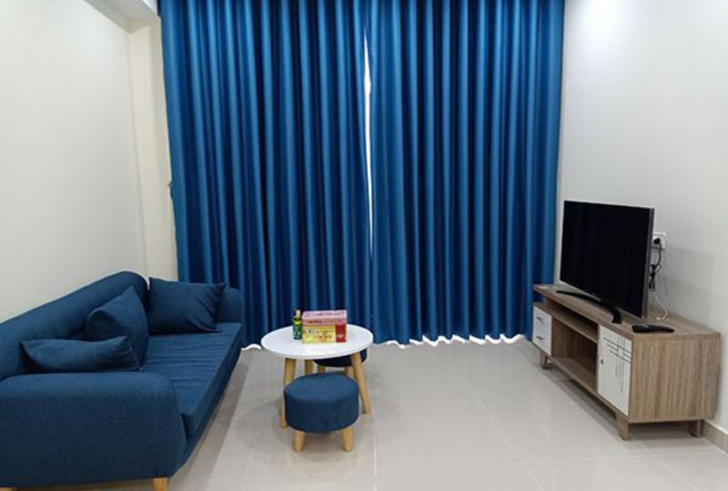 Apartment for rent in Golden Mansion apartment Phu Nhuan district 0