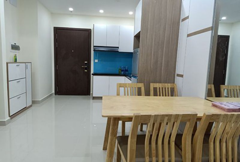 Apartment for rent in Golden Mansion apartment Phu Nhuan district 1