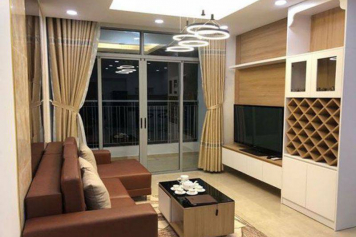 Apartment for rent in Ho Chi Minh city Opal Riverside in Thu Duc district
