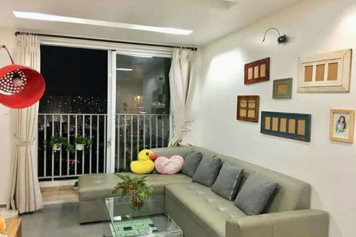 Apartment for rent in Ho Chi Minh city, Truong Cong Dinh street , Tan Binh district - Harmona building.