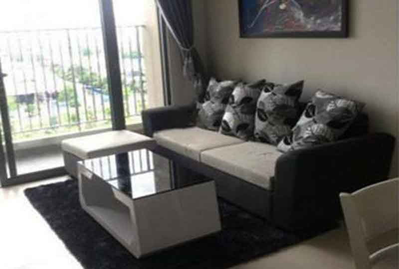 Apartment for rent in Masteri Thao Dien District 2 Saigon City