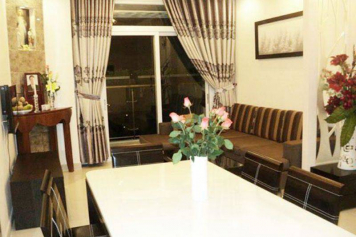 Apartment for rent in Phu Nhuan District, Satra Eximland, Phan Dang Luu street.