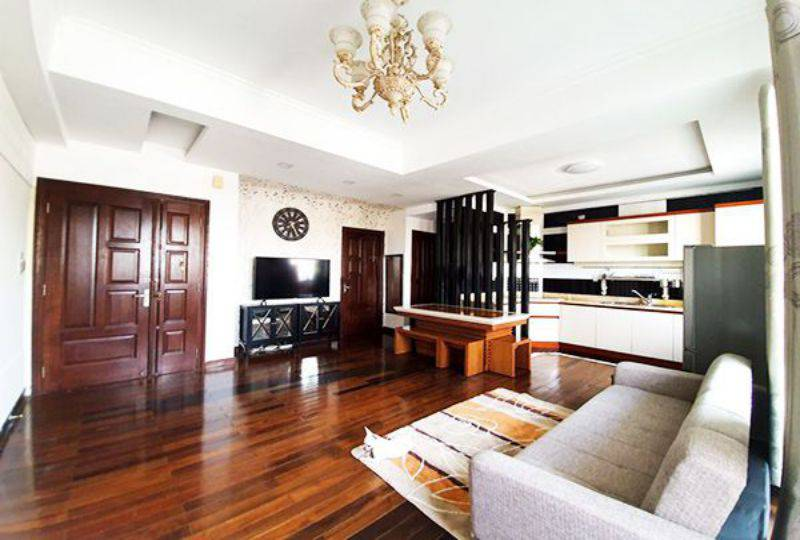 Apartment for rent on CMT8 street district 3 Ho Chi Minh city 0