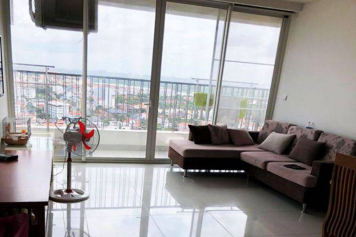 Apartment for rent on Thao Dien Pearl in District 2 Ho Chi Minh city