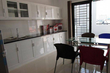 Brand new serviced apartment for rent on Ton Dan street District 4 - Rental : 450USD