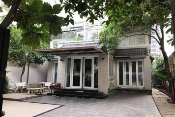 Brandnew villa available for rent in Thao Dien area district 2 - Rental $2800