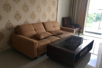 Carilon apartment for rent in Ho Chi Minh city, Hoang Hoa Tham street , Tan Binh district .