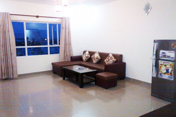Cheap apartment for rent in My An apartment Thu Duc District - Rental:  350USD