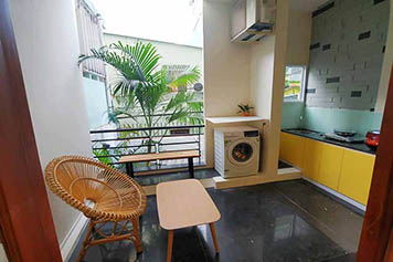 Cheap serviced apartment for lease on Pham Ngoc Thach St, District 3