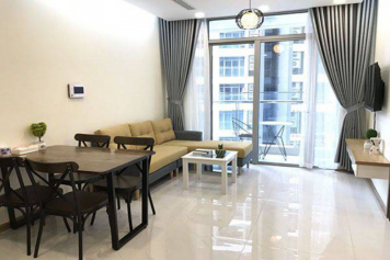 Cozy apartment leasing in Binh Thanh district - Vinhomes Central Park flat