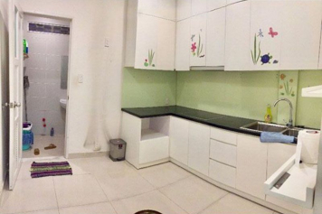Cozy house for rent in district 3 Ho Chi Minh city Le Van Sy street