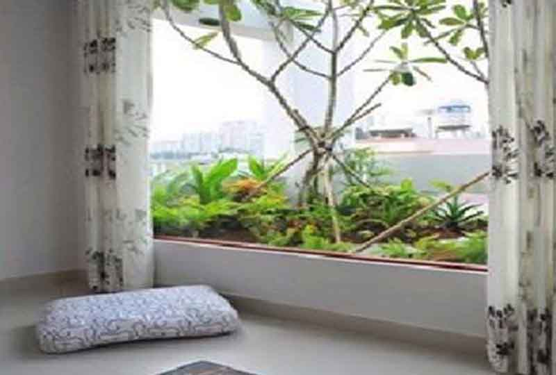 Cozy House on Le Van Luong street Tan phong ward district 7 for rent