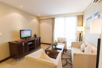 Cozy serviced apartment for rent on Binh Thanh district, Ho Chi Minh city, Nguyen Cuu Van street.
