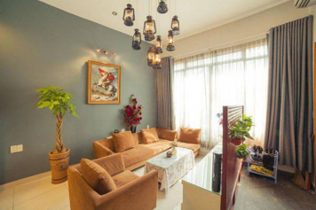 Elegant apartment for rent in District 1 Ki Con street Ho Chi Minh city