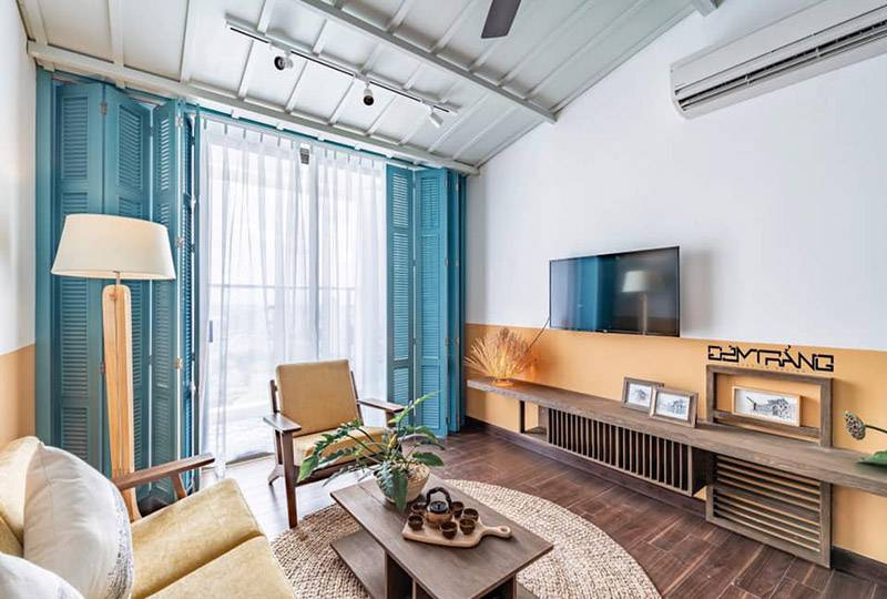 Elegant apartment for rent on Kingston Residence in Phu Nhuan district 40