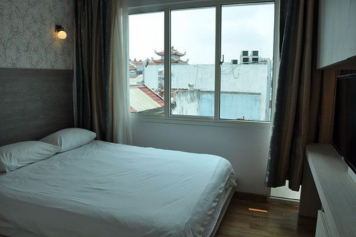 Elegant serviced apartment for rent in Nam Ky Khoi Nghia street, district 3, Ho Chi Minh city.