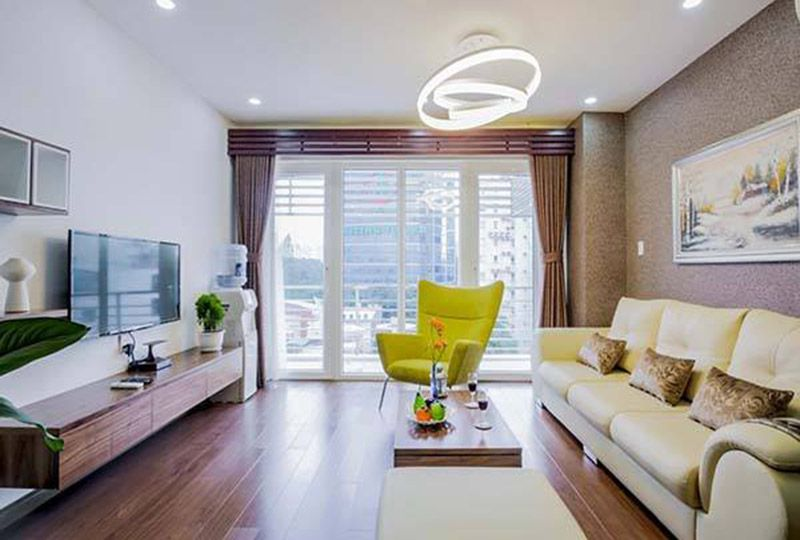 Elegant Serviced apartment on Vo Van Tan street District 3 for rent - Rental : 1900USD 0