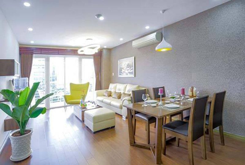 Elegant Serviced apartment on Vo Van Tan street District 3 for rent - Rental : 1900USD 1