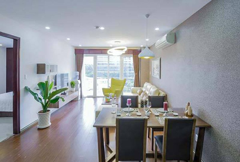 Elegant Serviced apartment on Vo Van Tan street District 3 for rent - Rental : 1900USD 3