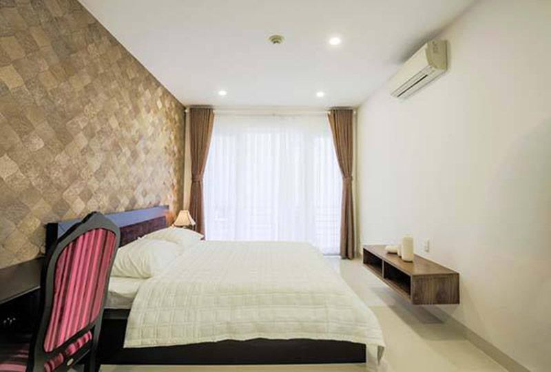 Elegant Serviced apartment on Vo Van Tan street District 3 for rent - Rental : 1900USD 9
