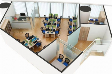Furnished Office in Bitexco building Hai Trieu street district 1 for rent