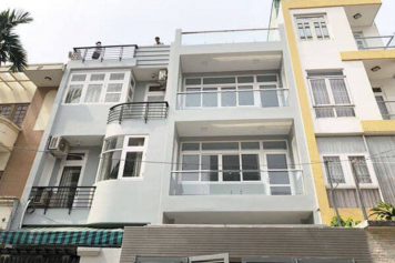 House for rent in Thao Dien area, street 14 , An Phu ward , district 2 .