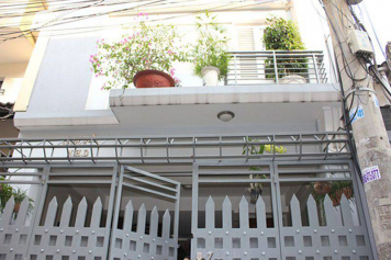 House for rent on Nguyen Hong Dao street Tan Binh District