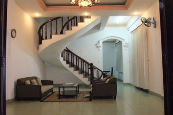 House for rent on Pham Viet Chanh street Binh Thanh District .