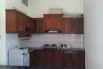 Nice interior design house for rent on Tran Huy Lieu street Phu Nhuan Dist