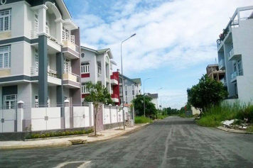 House in Binh Loi residence  Binh Thanh district for rent - Rental : 700USD