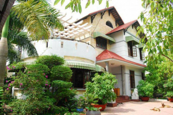 Large villa for rent in Thao Dien area street 47 district 2