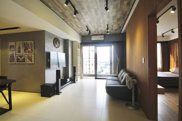 Luxury apartment for rent on Masteri Thao Dien District 2 Saigon