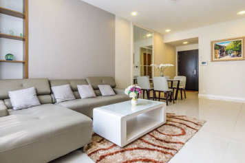 Luxury apartment for rent on Sunrise City District 7 Nguyen Huu Tho Street