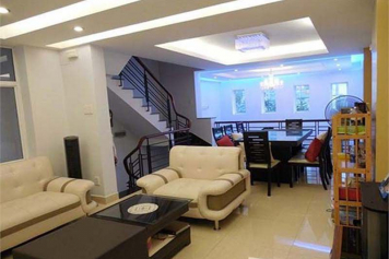 Luxury house for rent in Tran Xuan Soan street Tan Hung Ward District 7