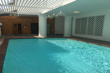Luxury Villa for rent in district 1 Ho Chi Minh city .