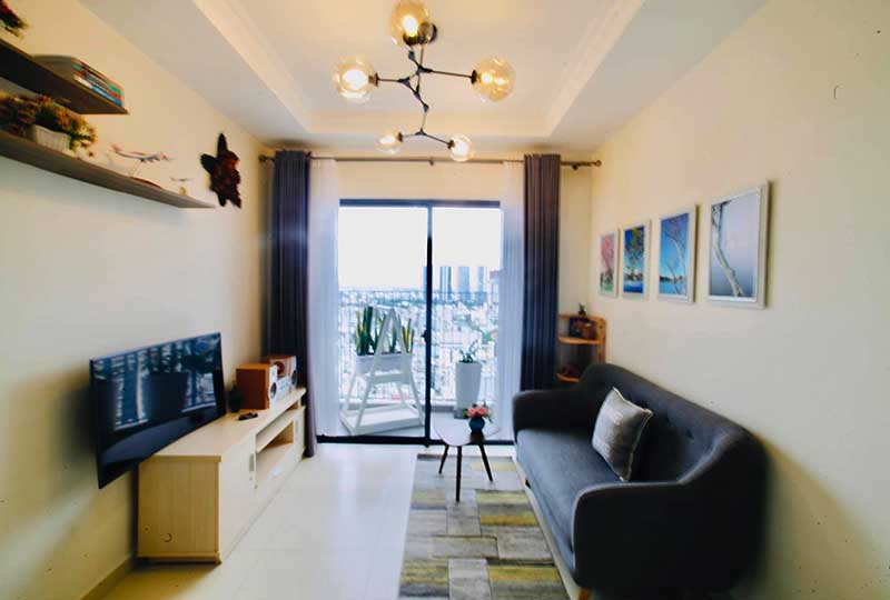 Masteri M - One apartment for rent in District 7 Saigon