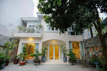 Modern house for rent in Thao Dien area Nguyen U Di st district 2 Saigon