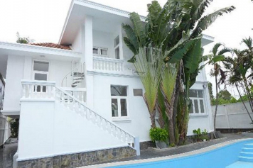New villa for rent in An Phu Ward District 2 - Rental: 2700USD