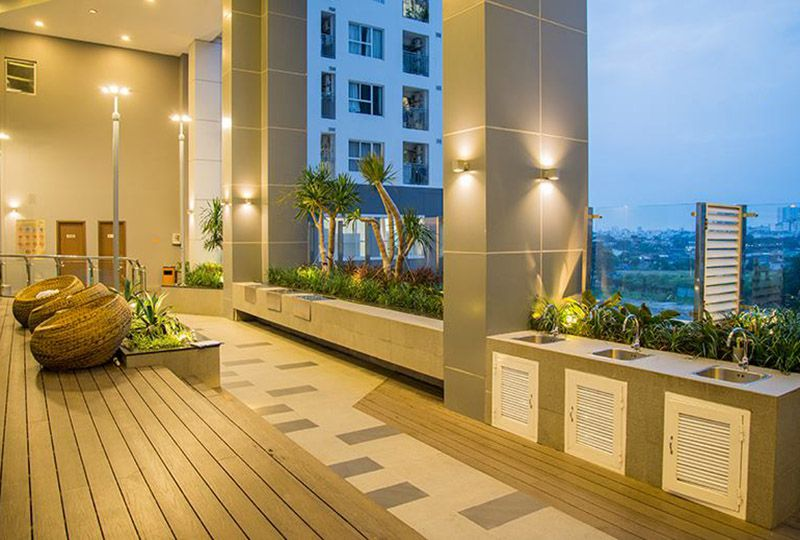 Nice apartment for rent in Ho Chi Minh city Botanica apartment Phu Nhuan 11