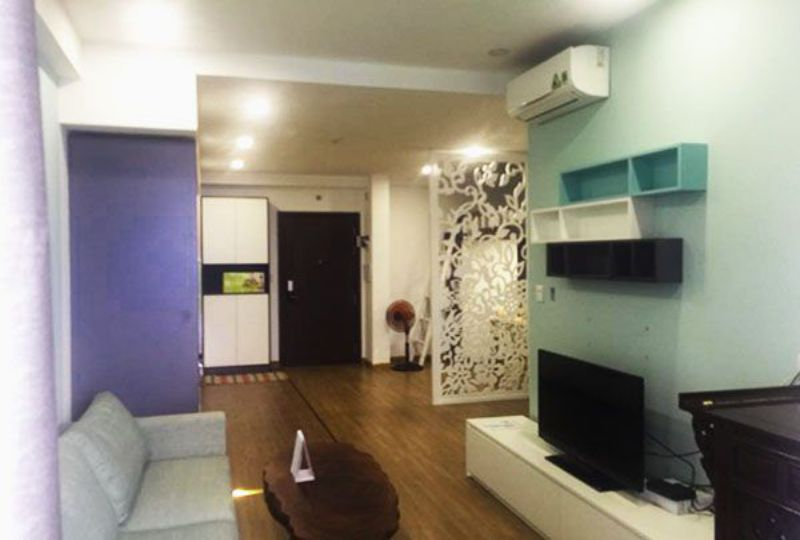 Nice apartment for rent in Ho Chi Minh city Botanica apartment Phu Nhuan 3