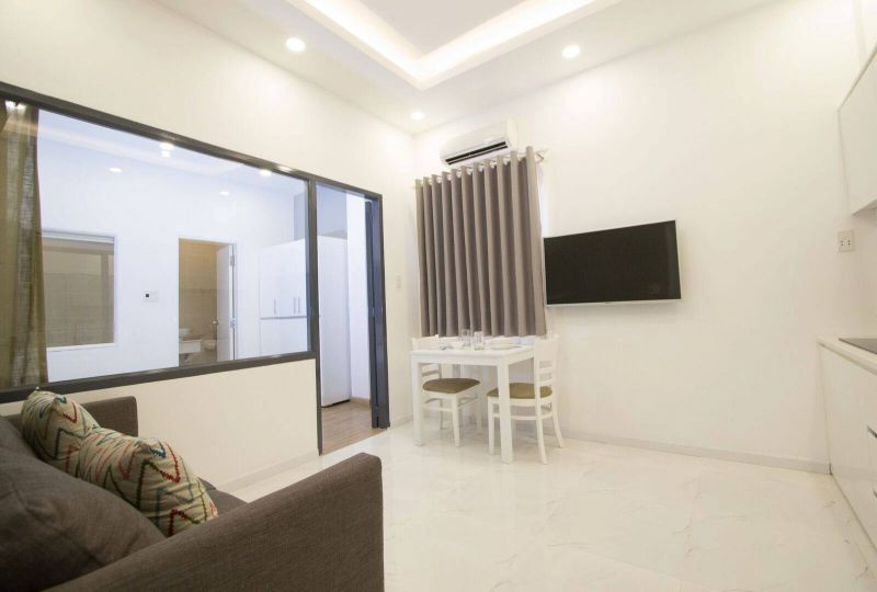 Nice apartment for rent on Pham The Hien St, District 8, Saigon