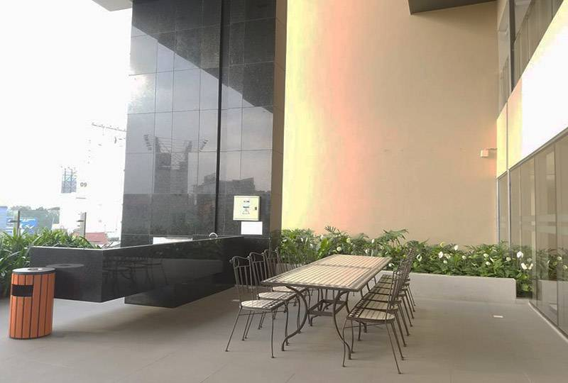 Nice apartment for rent on The Kingston Residence Phu Nhuan Dist 2