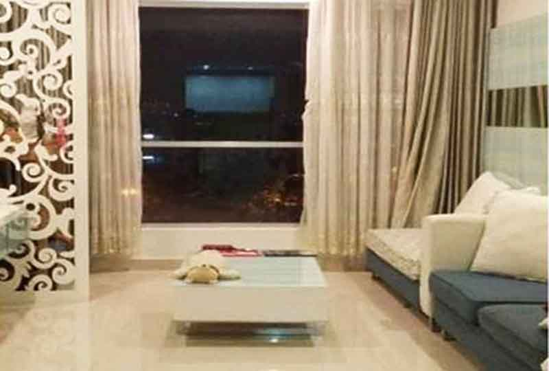 Nice apartment in Celadon city , Tan Phu district for rent - Rental : 600USD